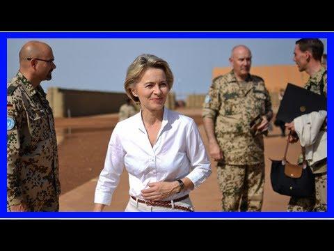 Bundeswehr: Von der Leyen hätte sich am Syrien-Angriff beteiligt