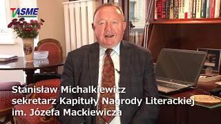 """Propaganda zbeletryzowana i pozaliteracka aktywność to obecne """"literackie Noble"""" - Michalkiewicz"""