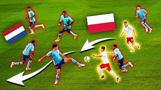 ? MÓJ PIERWSZY MECZ REPREZENTACJI POLSKI - POLSKA VS HOLANDIA U20 ⚽