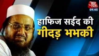 India was real mastermind behind Peshawar attack: Hafiz Sayeed