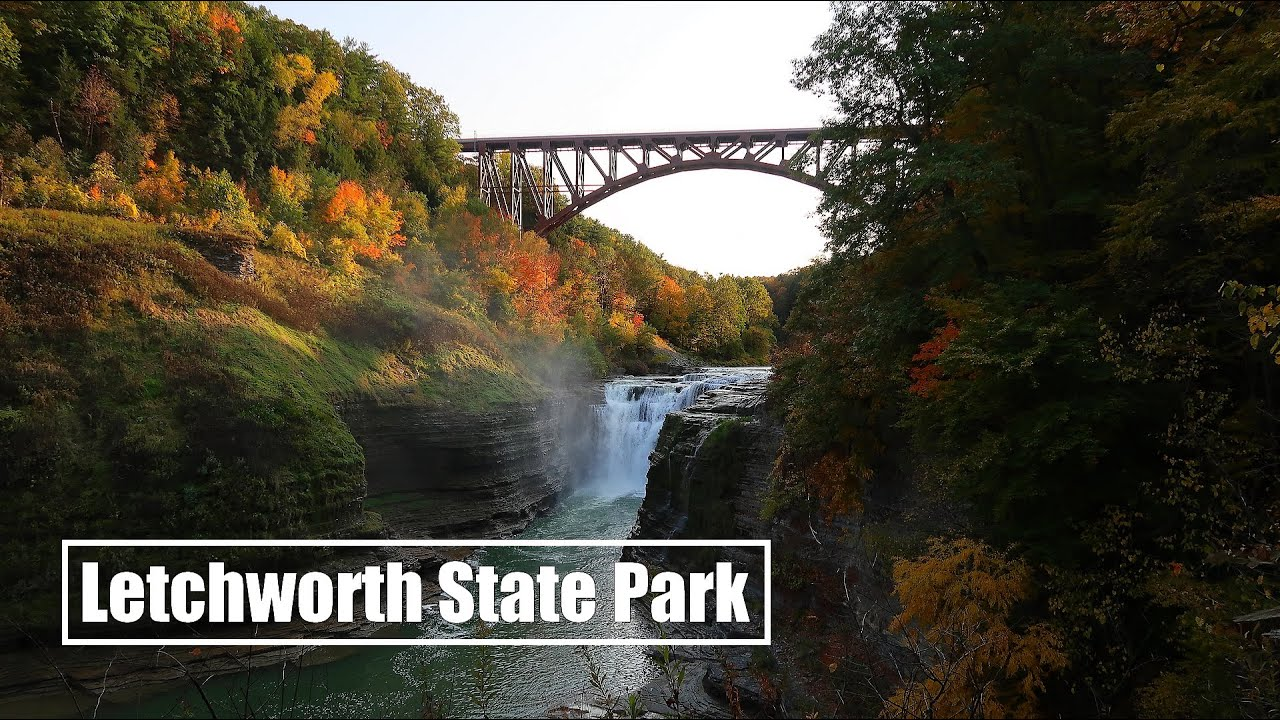 Letchworth State Park in New York voted Best in America