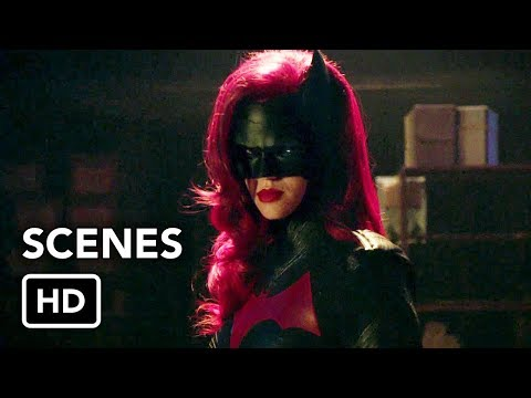 DCTV Elseworlds Crossover - Ruby Rose as Batwoman (HD)