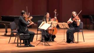 "Mozart: String Quartet in C Major, K. 465 ""Dissonance"", Movement IV, Allegro molto"