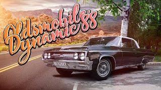 Тест-драйв Oldsmobile Dynamic 88 1964 года выпуска