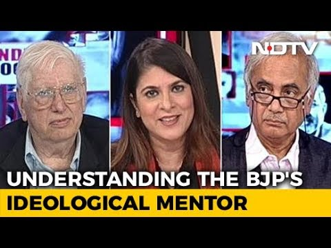 The NDTV Dialogues: Decoding The RSS