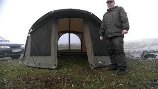 Обзор карповой палатки East Shark HYT 038 xl