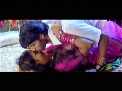 Young Beauty Girl Hot First Night Romance in RASHI KATA telugu movie