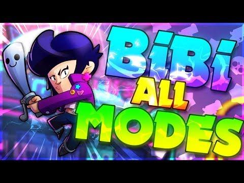 BiBi in ALL GAME MODES!