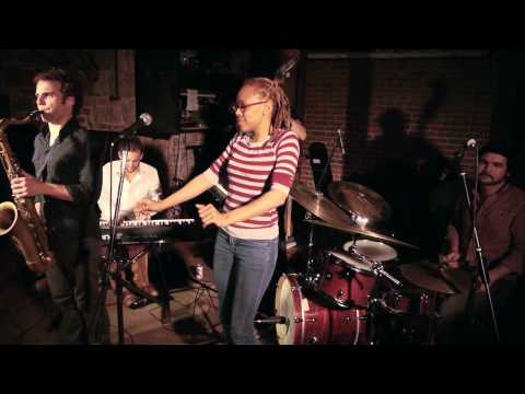 Meadowlark Jazz Band feat. Danette Hallowell - Mr. Magic