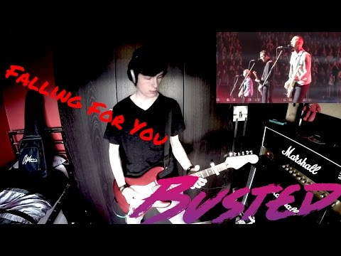 🎸 BUSTED - FALLING FOR YOU - GUITAR COVER (Picks