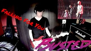 "🎸 BUSTED - FALLING FOR YOU - GUITAR COVER (Picks ""N"" Sticks) 🎸"