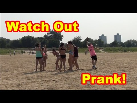 Watch Out Prank!