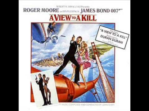 James Bond - A view To A Kill soundtrack FULL ALBUM