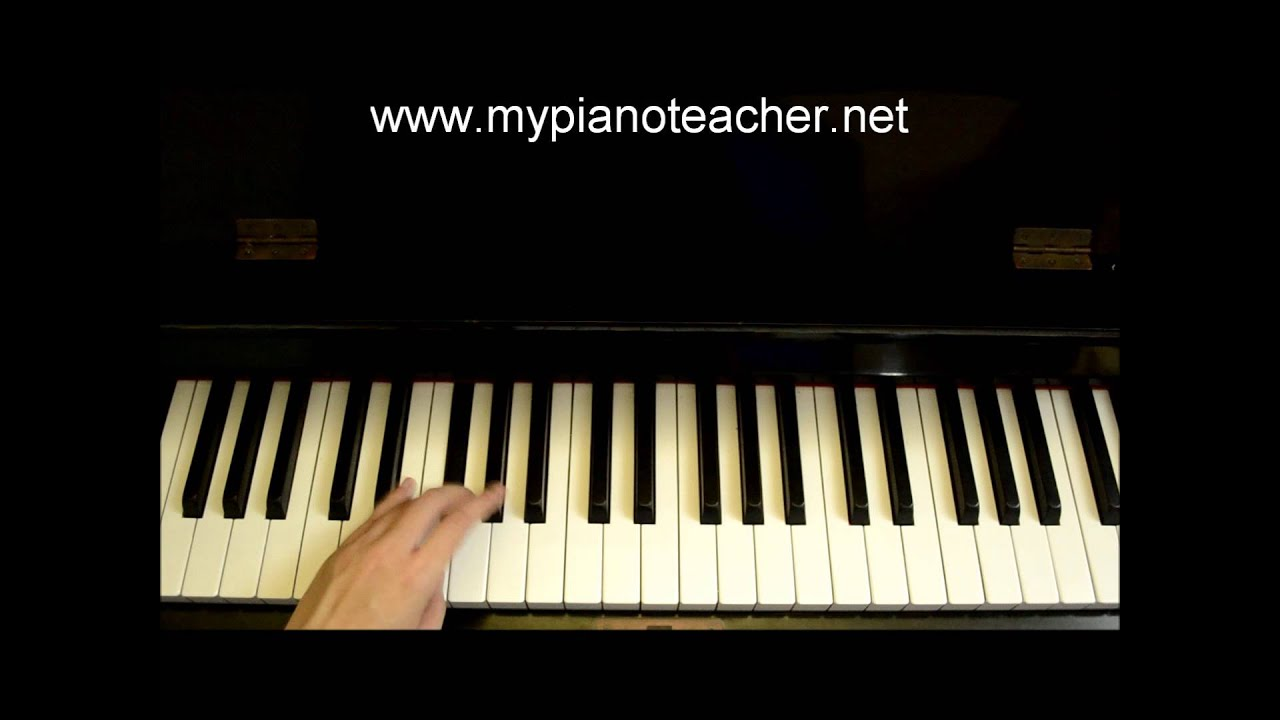 b flat harmonic minor scale youtube