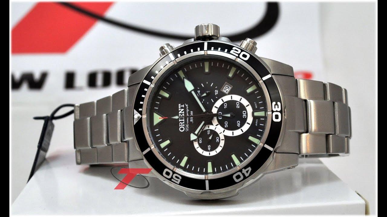 526f66d75cf Relógio Orient em promoção - New Look Time Relógios - YouTube