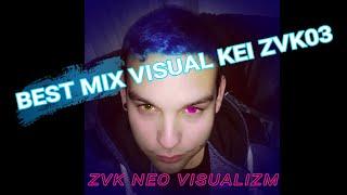 BEST MIX VISUAL KEI ZVK03