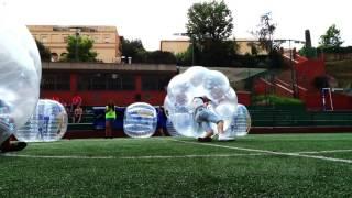 Bubble Football Mallorca ® Fútbol burbuja en Mallorca, bubble soccer