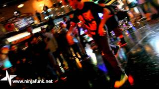 Ninja Funk - Round 2, Game Works December 30, 2011