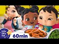 Yes Yes Vegetables Song +More Nursery Rhymes for Kids | Little Baby Bum