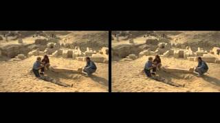 3D TV EGYPT 3D Secrets of the Mummies 3D Trailer in Stereoscopic 3D 1080p TRU3D