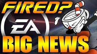 "DISNEY FIRES EA GAMES? ""Star Wars"" CUPHEAD PS4 - PS4 Flash News"
