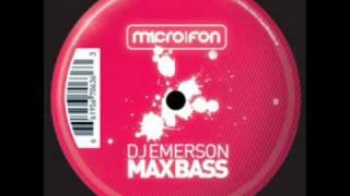 Dropshot.    Max bass Ep.   Dj Emerson