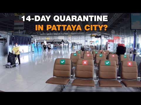 Thailand Officially Reopening (first phase) to Tourists | Pattaya Reopening?
