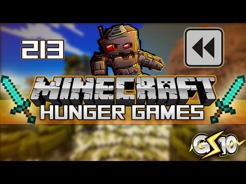 Minecraft Hunger Games: Episode 213 - Woah, Let's Rewind!