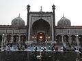 Jama Masjid, Delhi. जामा मस्जिद, दिल्ली।