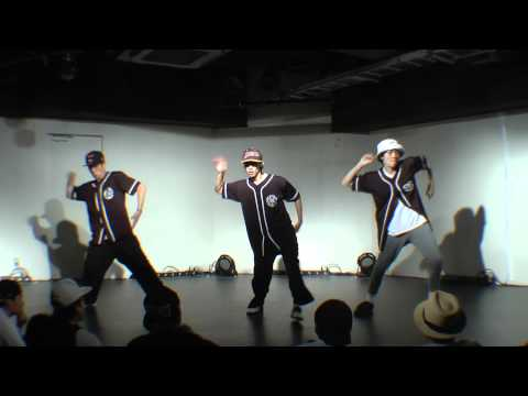 The Bastardz / LOCKING 4 LIFE LOCK DANCE SHOWCASE 15/8/9