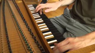 Cait Sith Theme FF 7 Harpsichord Version