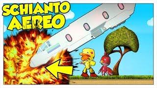 COME SOPRAVVIVERE A UN INCIDENTE AEREO! - LittleBigPlanet 3 ITA