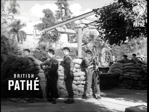 Selected Originals - Britain Keeps Canal Working (1952)