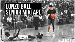 Lonzo Ball OFFICIAL Senior Year Mixtape | #1 PG In the NATION! thumbnail