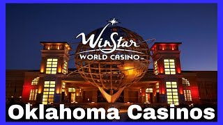TEXAS TRAVEL EVENTS # 2 Winstar World Casino's in Thakerville Oklahoma near the Texas state line