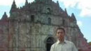 UNESCO's World Heritage Paoay Church by Ed Antonio