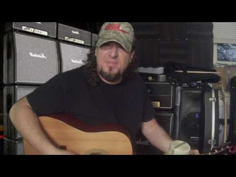 Tennessee Mountain top by KID ROCK cover by Aaron Holt of HILLBILLY HAMMER