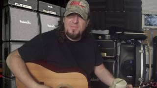 Tennessee Mountain top by KID ROCK cover by Aaron