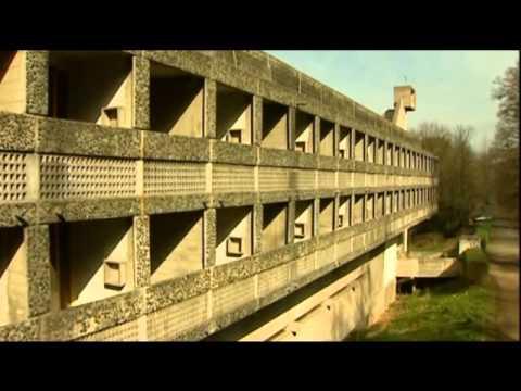 le corbusier the cloister la tourette part