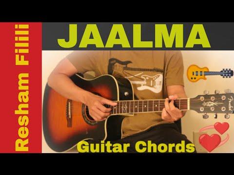 Jaalma | New Nepali movie Resham Filili guitar chords lesson ...