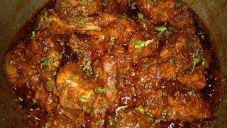 Hyderabadi Masala Chicken