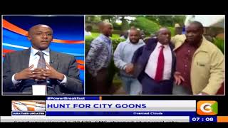 City goons who manhandled Nairobi Business Association chair still enjoying freedom