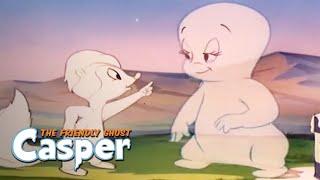 Casper Classics | Spunky Spunky/ Goodie the Gremlin | Casper the Ghost Full Episode