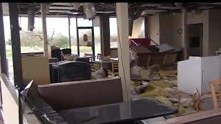 Woodsboro Texas- After Hurricane Harvey