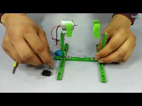 Wind Power Dynamo - YouDo Robotics