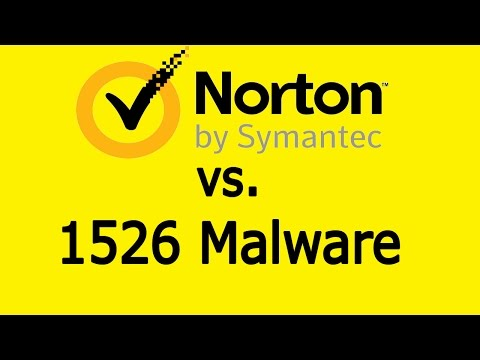 Norton 2017 vs. 1526 Viruses - Test & Review
