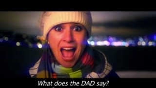 What does the dad say? (Ylvis parody what does the fox say?) Music video