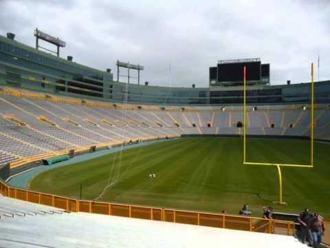 Green Bay Packers - Tour at Lambeau Field June 2013