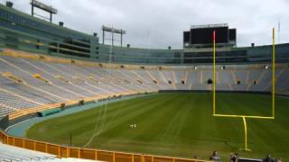 Green Bay Packers - Tour at Lambeau Field June 2013