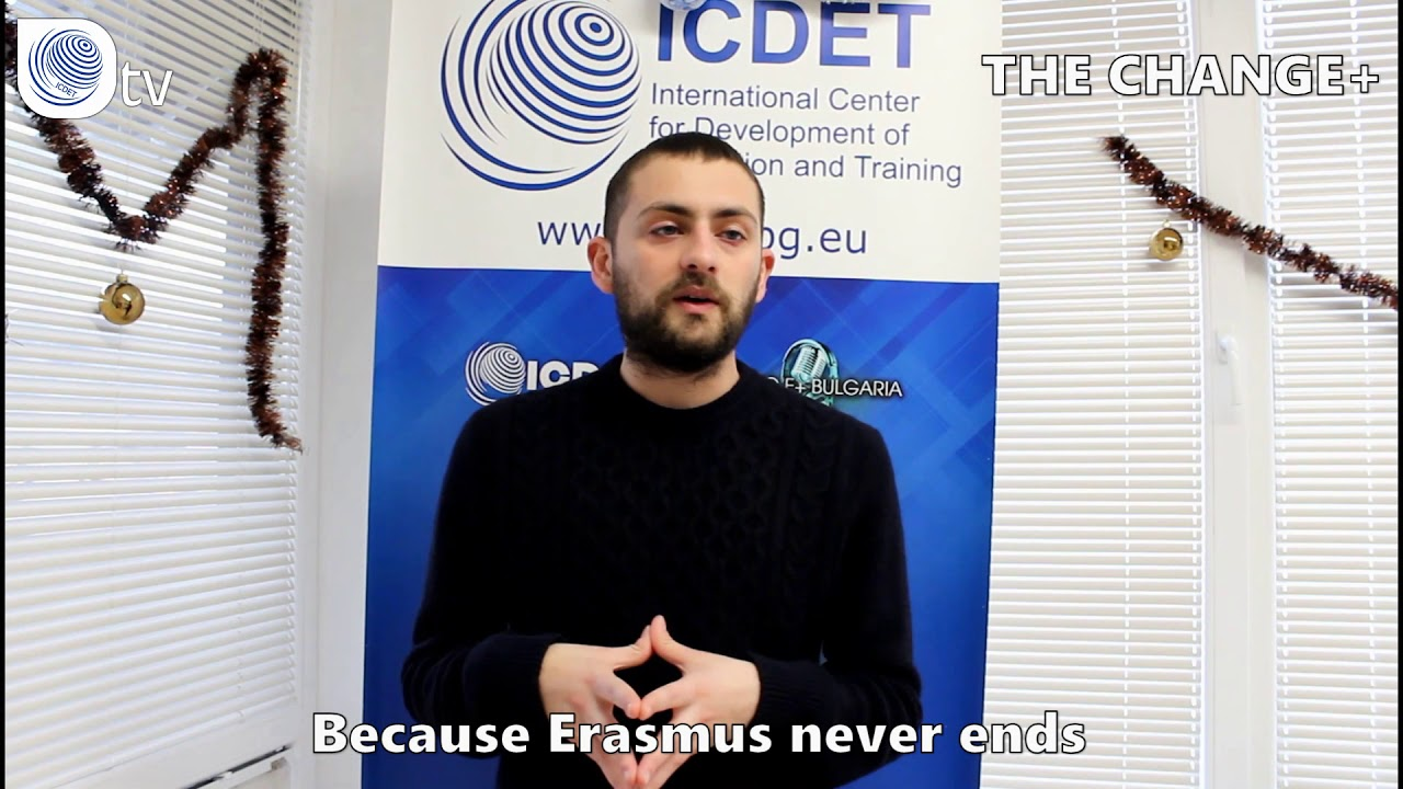 THE CHANGE+ | Because Erasmus never ends